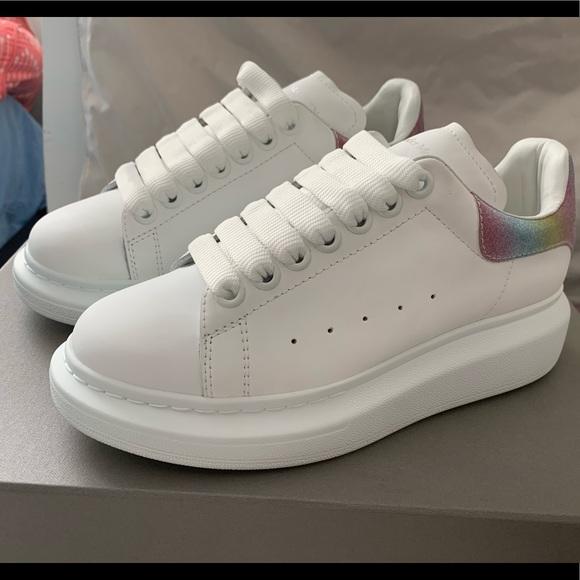 Alexander Mcqueen Rainbow Sneaker